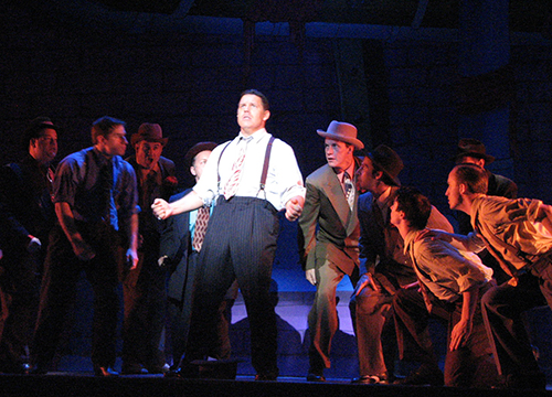 Guys and Dolls (2008), directed and choreographed by VCU faculty member Patti D'Beck